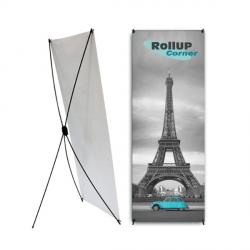 Banner X de chez Rollup Corner
